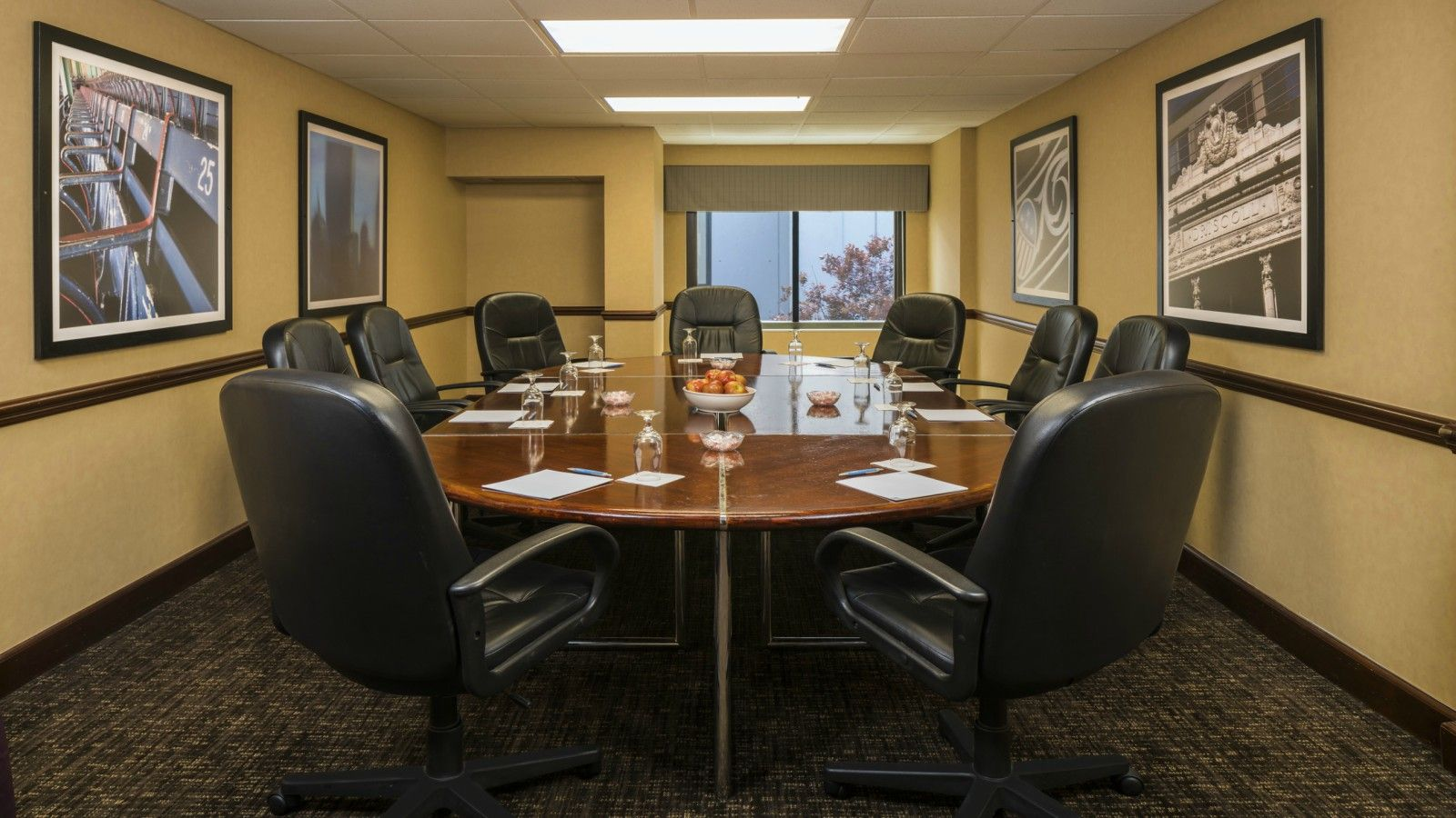 Boston Meeting - Middlesex Board Room